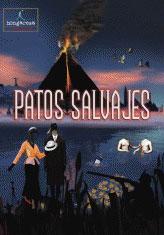 Cartel Patos Salvajes - Hongaresa de Teatre